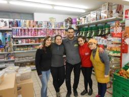 Maria Tindara Bertino, Carmen Maisano, Enza Catalfamo, Salvatore Nama, Denise Chiofalo